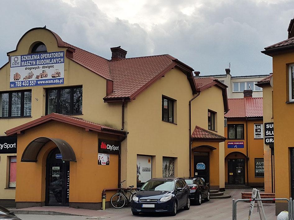 Biuro Poselskie PiS Mińsk Mazowiecki