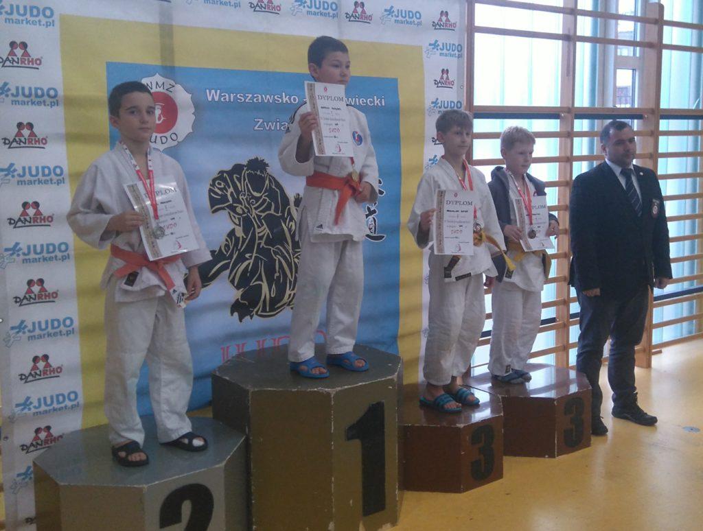 Gwiazdkowe medale w judo | Nowy Dzwon | Tygodnik Mazowiecki