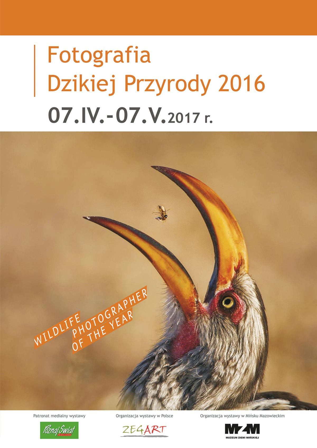 Fotografia Dzikiej Przyrody 2016