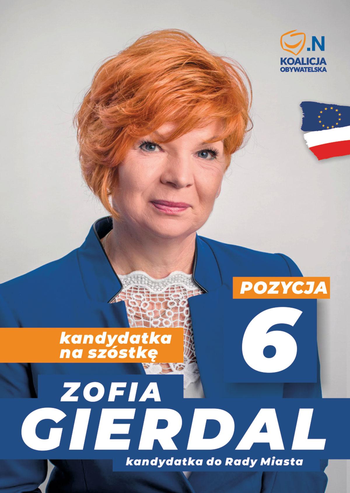Zofia Małgorzata Gierdal